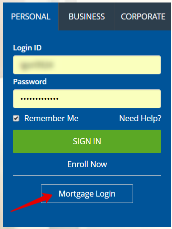 mortgage-login
